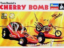 Revell Monogram TOM DANIEL Cherry Bomb Plastic Model Kit 1/24