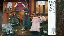 Vogue Craft Collection 8337 Sewing Pattern-NEW-UNCUT-OUT OF PRINT pattern.