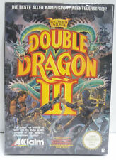 DOUBLE DRAGON 3 III - NINTENDO NES EUROPA PAL B VERSION BOXED