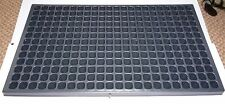 10 x 286 multi cell Plug Plant Seed Trays with drainage Holes - new