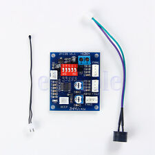 DC 12V PWM PC CPU Fan Temperature Control Speed Controller Board 5*4.3cm BE