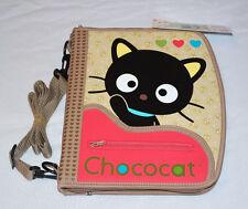 Sanrio Chococat Portfolio w/ Zipper / Shoulder Strap 2007 Norma School Supplies