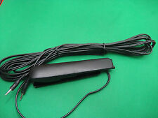 Pair OF In Car New TV Antenna Aerial ANALOG AMPLIFIED BOOSTER SIGNAL STEREO
