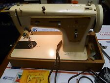 Singer Sewing Machine Model #237 with case.