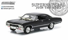 1967 Chevrolet Impala Sport Sedan Supernatural TV Series 1/43 Diecast Model Car