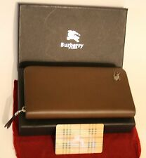 Burberry Unisex Leather Wallet