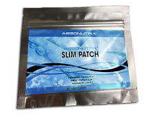 Absonutrix Quality Slim Patch Brown Seaweed Extract Pomegranate 30 Skin Patches!