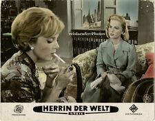 Original Kino Aushang Photo, Herrin der Welt, von 1959