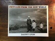 DANNY LYON - PICTURES FROM THE NEW WORLD - FIRST EDITION