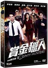 "Lee Min-Ho ""Bounty Hunters"" Wallace Chung Hon-Leung HK 2016 Action Region 3 DVD"
