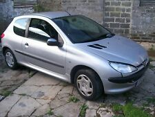 PEUGEOT 206 LX 1.4 2000 REG 3 DOOR BREAKING SPARES PARTS WHEEL WING FOR SALE