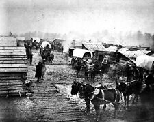 New 8x10 Civil War Photo: Camp of the Union Forces at Centreville, Virginia