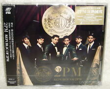 2PM Republic of Taiwan CD -Normal Edition-「take off I'm your man ultra Lover」