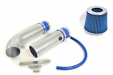 BLUE 05-10 DODGE CHARGER/MAGNUM/CHRYSLER 300 300C 2.7 2.7L V6 AIR INTAKE KIT 2P
