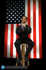 "DID President Elect Barrack Obama 12"" Action Figure 2008"