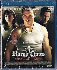 HARSH TIMES (VIDAS AL LIMITE) d David Ayer BLU-RAY Tarifa plana envío España 5 €