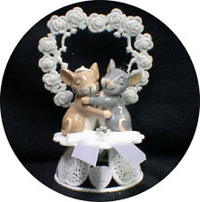 Mice Mouse Country Western Wedding Cake Topper God Beautiful Nature Outdoor Funn
