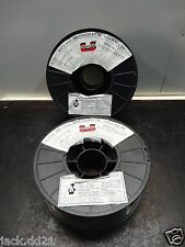 "30# .045"" Unibraze Smoothcor 81T1-W2 Welding Wire Flux Cored Arc 2 Spool= 15# ea"