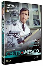 MEDICAL CENTER  Vol 2 **Dvd R2** Chad Everett, James Daly Box Set 3 Dvds