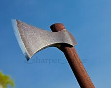 "CAS Hanwei Short Viking Fighting/Throwing Axe Antiqued 17.5"" Norse HEMA SCA"