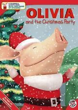 OLIVIA and the Christmas Party (Olivia TV Tie-in) - Good - Gallo, Tina - Paperba