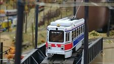 HO SEPTA Kawasaki LRV Trolley #9000 Display Model by IHP