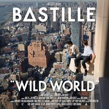 Bastille - Wild World - CD Album (Released 9th September 2016) Brand New