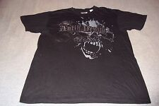 Antik Denim AD T-Shirt Skull Mens Large Handcrafted in the USA