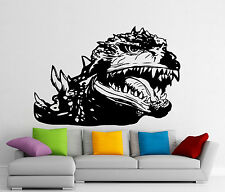 Godzilla Wall Decal Movie Monster Kids Room Vinyl Sticker Art Decor Mural (116z)