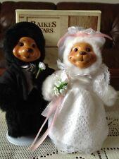 "Robert Raikes Bob & Carol,"" I Love You Truly"" couple 1992 Limited Edition 7,500"