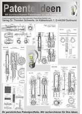 Waterman Füllhalter Technik und Patente über 120 S.
