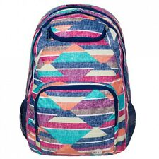 Roxy Shadow Swell Backpack Rucksack Bag Handtasche Tasche Print Bunt ERJBP03160
