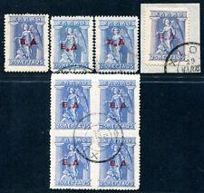 GRIECHENLAND CHIOS 1913 25L BLAU SPEZIALANGEBOT URMARKEN TYPEN(S1137