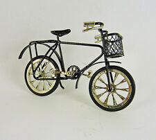 Closeout! Dollhouse Miniature Doll Child's Black Bicycle Bike, G8142