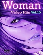 Promo Video Compilations, Lot of 5 DVDs Woman Video Hits Vol 6-10, 100+ Videos!!