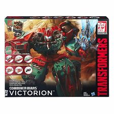 Victorion / Torchbearers Transformers Combiner Wars Boxed Set MISB 2016
