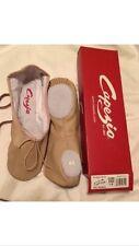 50 Lot NEW Capezio Cg2002 Split Sole Pink Leather Ballet Shoes
