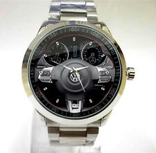 New Rare 2016 vw golf addidas limited edition steering wheel sport metal watch