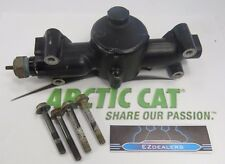 ARTIC CAT snowmobile 3004-319 MANIFOLD, THERMOSTAT OEM GENUINE USED PART