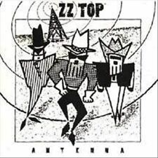 NEW Antenna by Zz Top CD (CD) Free P&H