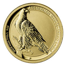 2016-P Australia $15 1/10 Oz Gold Wedge Tailed Eagle In Mint Cap SKU43245