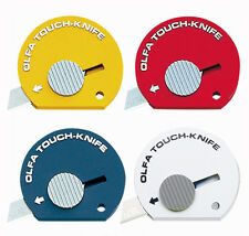 OLFA Touch Kinife Cutter / 171ST / TK4 / 4 colors set