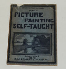 Picture Painting Self-Taught, Campana, D.M. 1935