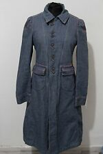 DIESEL M giaccone cappotto coat jacket giubbotto donna woman I852