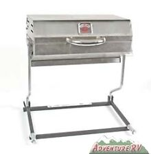Olympian 5500 Stainless Steel Barbeque Tailgating Grill 57305