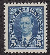 KAPPYSSTAMPS ID9703 CANADA STAMPS SCOTT 235 MINT NEVER HINGED VERY FINE CV=$180