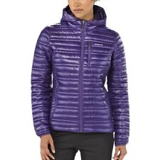 NEW Patagonia Women's Ultralight Down Hoody Violetti Size XL
