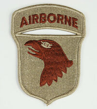 US ARMY 101ST AIRBORNE DIVISION ARMBAND PATCH-32633
