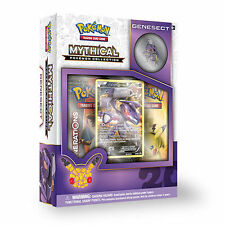 POKEMON TCG GENERATIONS MYTHICAL GENESECT COLLECTION BOX FACTORY SEALED PRESALE