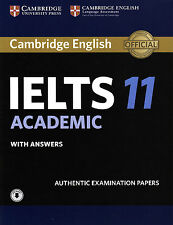 Cambridge English IELTS 11 ACADEMIC with Answers & Downloadable Audio @NEW@ 2016